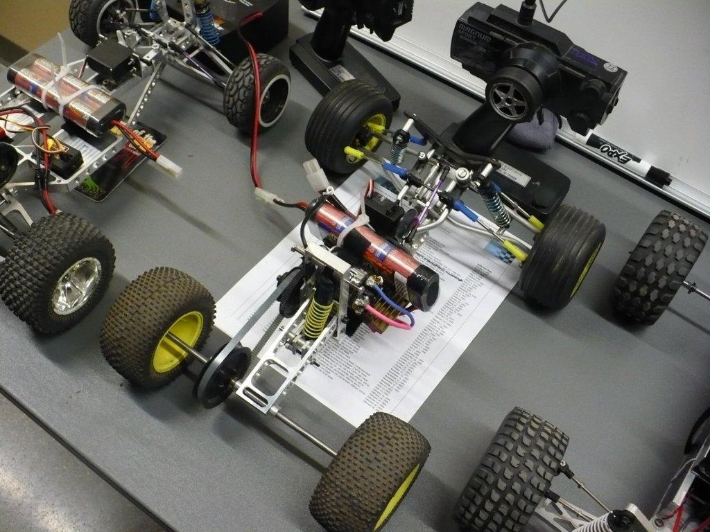 RC Car Modification