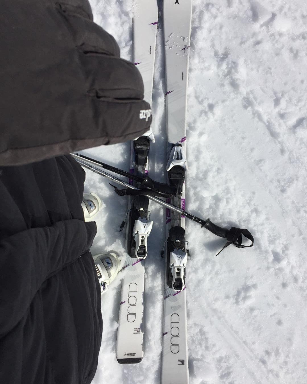 Ready !? snow ski neige