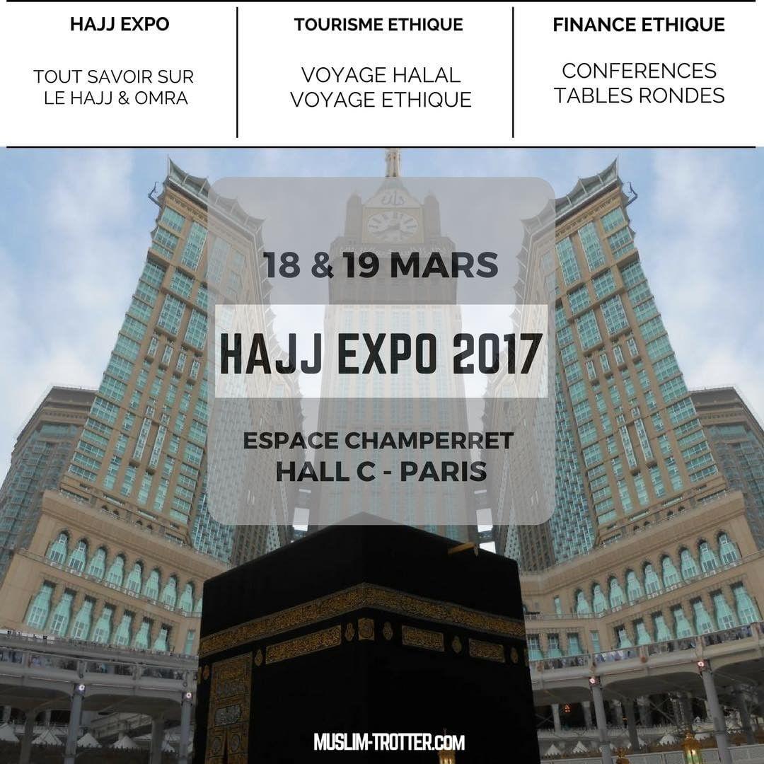 Le salon Hajjexpo a lieu ce weekend inchaAllah le samedihellip