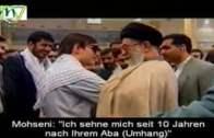 Versehrte zu Besuch bei Imam Chamene'i