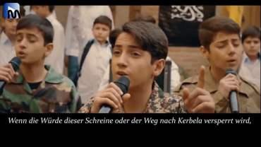 Videoclip – Verteidiger des Haram – 03.10.2017