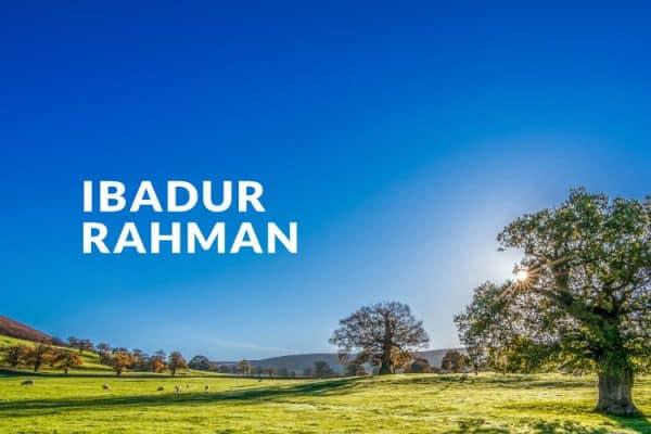 Ibadur Rahman