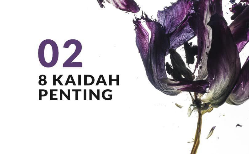 Delapan Kaidah Penting untuk Muslim dan Muslimah (2)