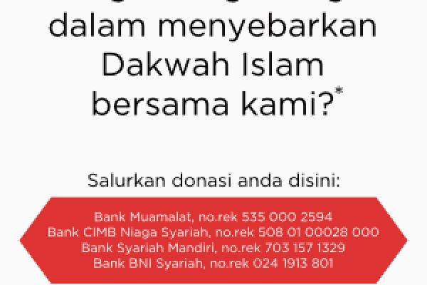 Laporan Donasi YPIA Periode Bulan April 2015