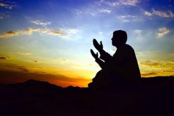 Derajat Hadits Mengusap Wajah Setelah Berdoa
