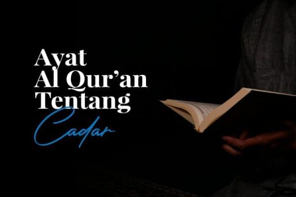 Ayat Al Qur'an Tentang Cadar