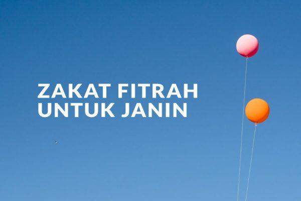 Zakat Fitrah untuk Janin