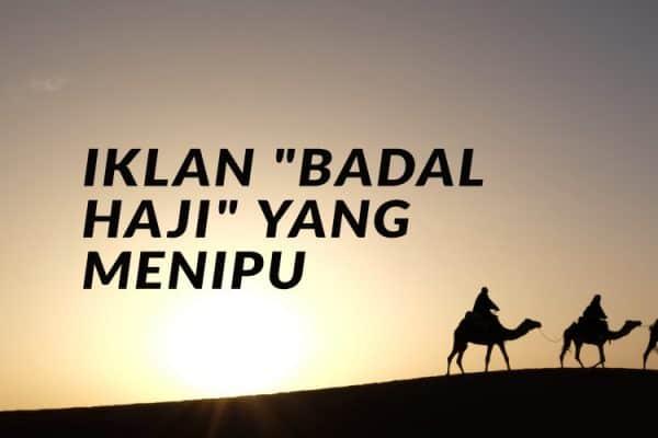 """Hati-Hati Iklan """"Badal Haji"""" yang Menipu"""