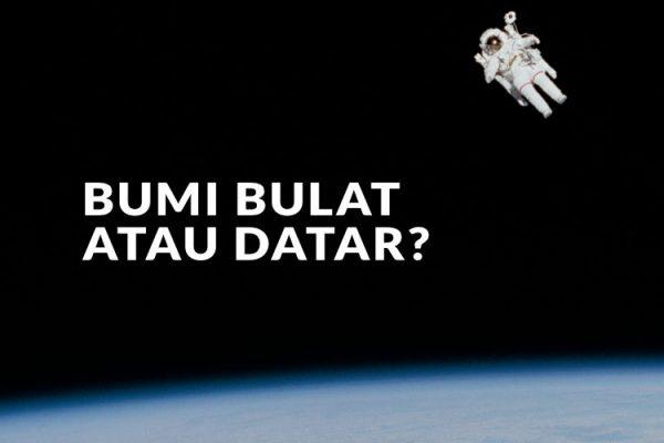 Debat Bumi Bulat atau Bumi Datar?