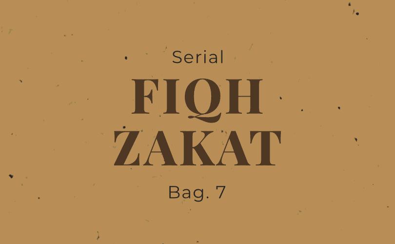 Serial Fiqh Zakat (Bag. 7): Zakat Perhiasan Emas dan Perak