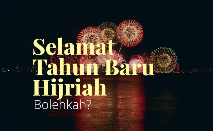 Ucapan Selamat Tahun Baru Hijriyah, Bolehkah?