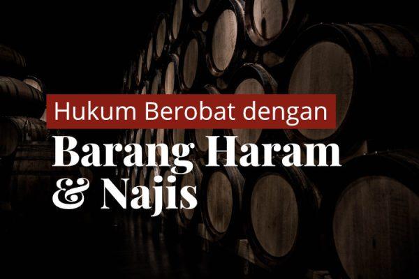 Obat Haram dan Najis