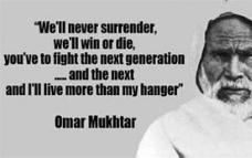 Omar Mukhtar - Lion of The Desert