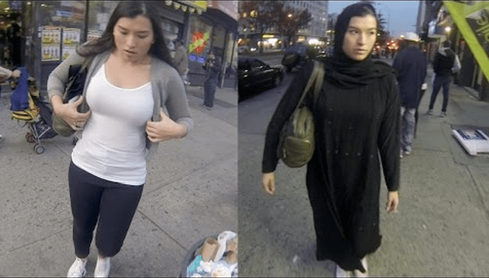 Muslim hijab sexual harassment