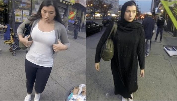 Muslim hijab sexual harassment