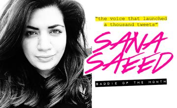 Sana Saeed: Producer, AJ+