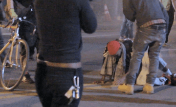 Here's What Baltimore Curfew Looks Like Right Now [VIDEO]