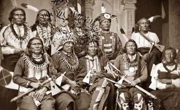 Happy Indigenous People's Day! (In Only Eight States!)