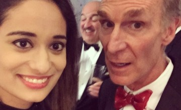 Bill Nye Knows How to Throw an Astronomical Rager [PHOTOS]