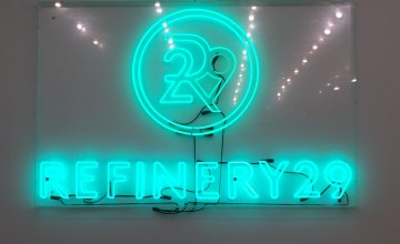 Behind the Scenes at the Refinery29 Shoot