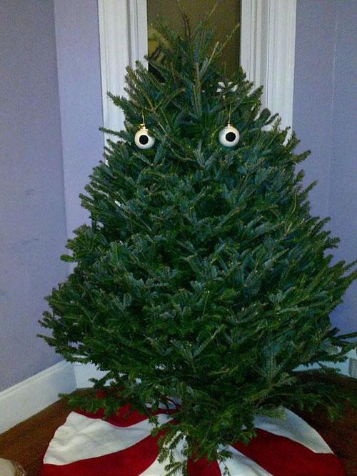 funny christmas tree balls - Funny Christmas Tree Ornaments