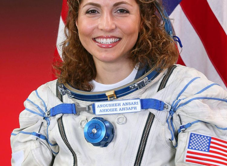 Anousheh Ansari: The First Muslim Female Space Tourist