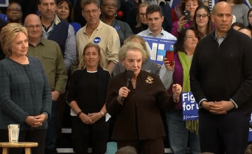 Madeleine Albright, Corporate Democrats & That Special Place in Hell