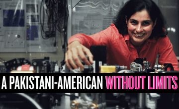 Did You Know a Pakistani Woman Helped Discover Gravitational Waves?
