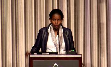 No Role Models:  Ayan Hirsi & the White Savior Complex