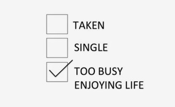 This is Why I'm Okay With Being 30 and Single
