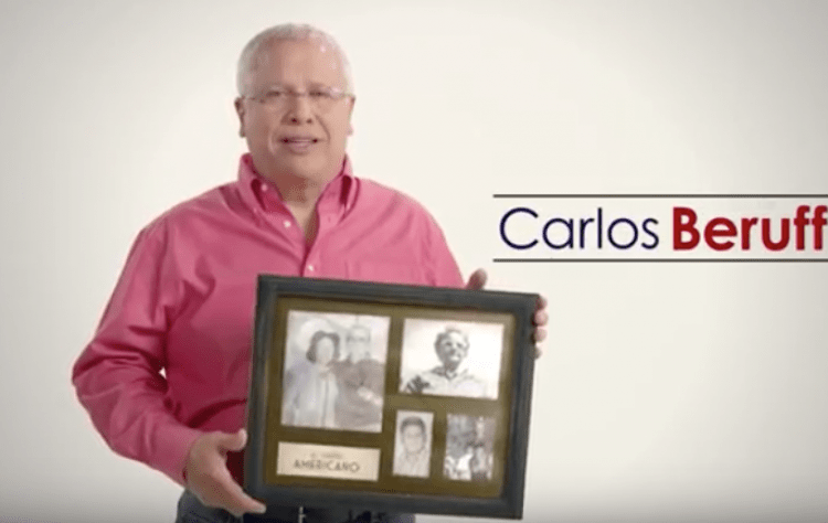 A Florida Candidate for the U.S. Senate, Carlos Beruff, Says It's Not Safe to Allow 'Anybody From the Middle East' in the U.S.
