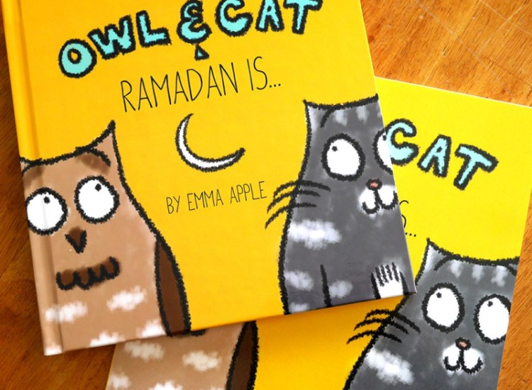 We Love This New Children's Book for Ramadan