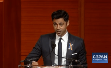 Watch Hasan Minhaj's Epic Speech Shaming Congress On Guns