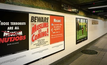 New York City's MTA Bans Subway Ads Normalizing Muslims