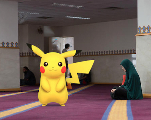 There's Now a Fatwa Against Pokémon Go