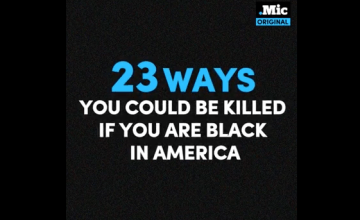Alicia Keys, Beyonce, Rihanna, & Others Sound Off on #23Ways You Can Be Killed if You're Black in America