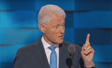 Bill Clinton Addressed Muslims at the DNC & We're Not Buying It