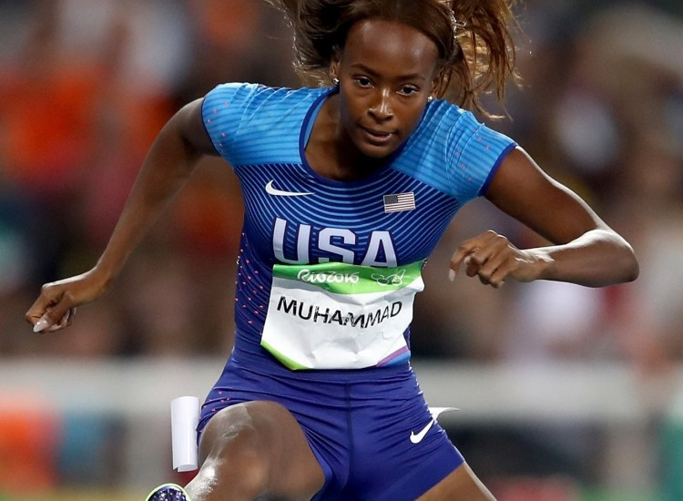 Why Is No One Talking About Dalilah Muhammad's Historic Olympic Win?