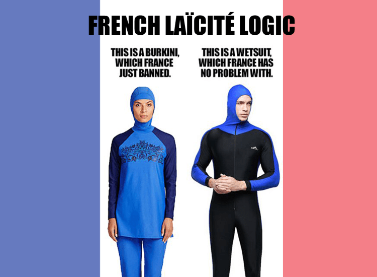 France Just Banned the Burkini & Its Islamophobic HistoryProves Why
