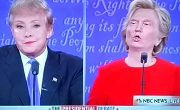Here's What Twitter Had to Say About the First Presidential Debate
