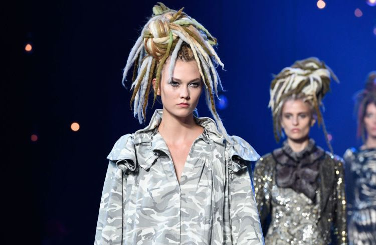 Is Marc Jacobs Over His Head for Appropriating Dreadlocks at NYFW?