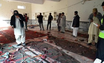 Terror Attack in Pakistan Kills 25 Pakistani Civilians