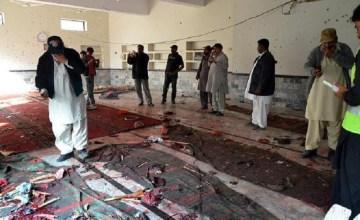 Terror Attack in Pakistan Kills 25 Pakistani Civilians