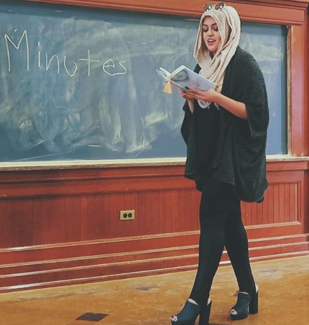 the new york times muslim girl