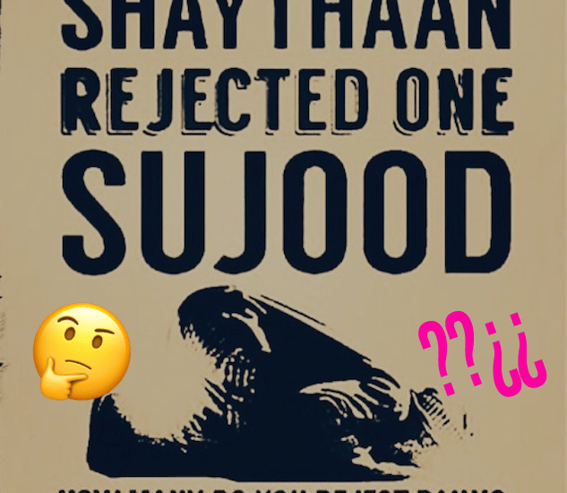 Did Shaytan Get Kicked Out of Heaven for being Racist?