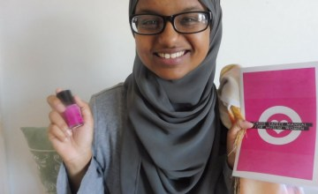 [VIDEO] Watch Me Unbox the Muslim Girl Post-Election Care Package!