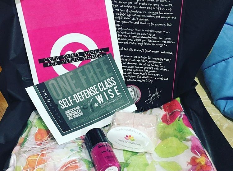 Check Out Our December #MuslimGirlArmy Care Package