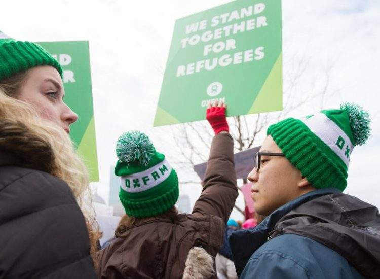 [EXCLUSIVE] OxFam America President Condemns Trump's EO on Refugees