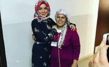 A Letter to Lindsay Lohan From a Muslim Girl