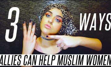 3 Ways Allies Can Help Muslim Women